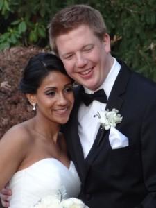 Nate and Trisha, Newlyweds