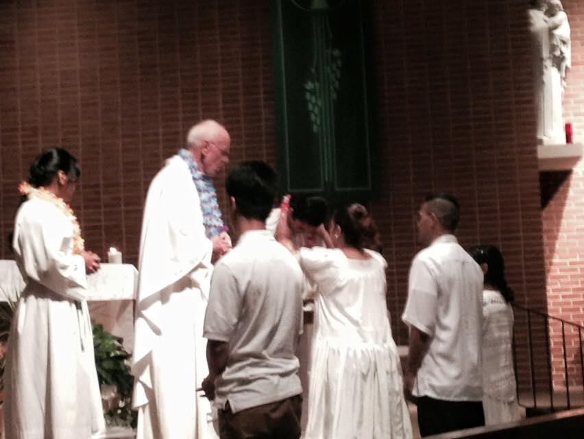 A Chuukese Mass in Kansas City, MO